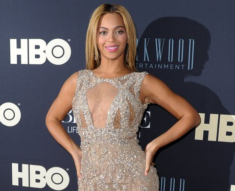Beyonce Knowles attends 'Beyonce: Life Is But A D