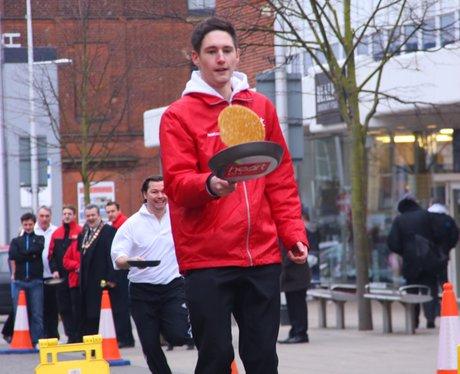 Lowestoft Pancake Race