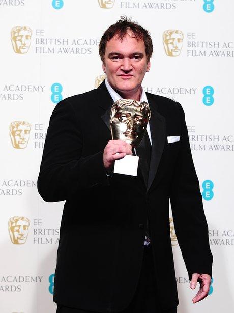 Quentin Tarantino BAFTA winners 2013