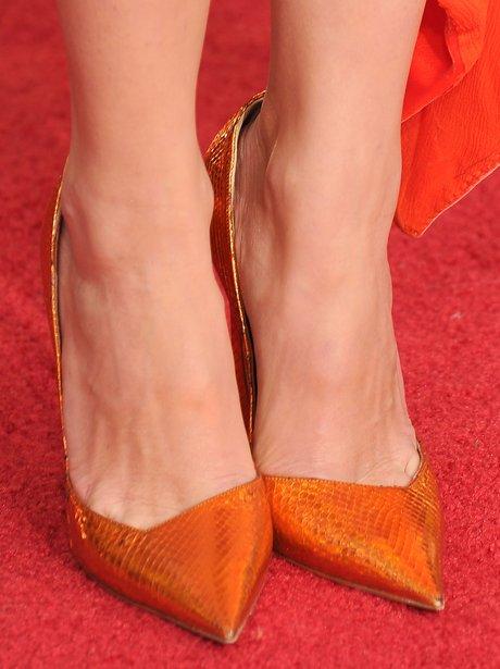 Marion Cotillard at the Golden Globe Awards, 2013