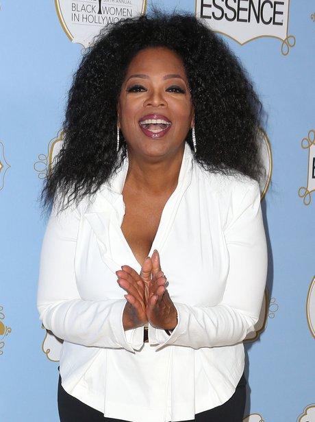 Oprah Winfrey at ESSENCE Black Women In Hollywood Awards in Beverly Hills