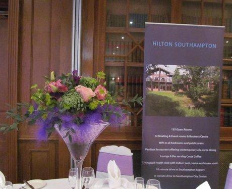 The Hilton Hotel Wedding Fayre