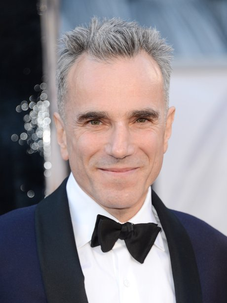 Daniel Day-Lewis at the Oscars 2013 Red Carpet