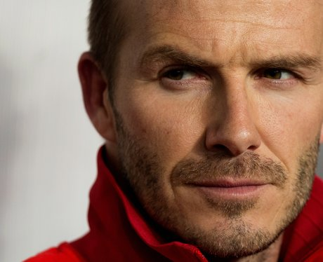 David Beckham Paris Saint-Germain debut