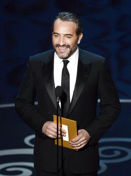 Oscars 2013 winners heart for Dujardin oscar