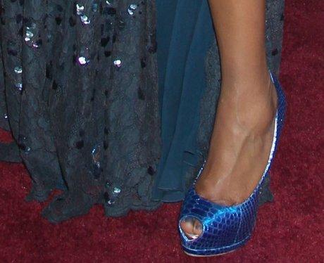 Jennifer Hudson at the Oscar awards 2013