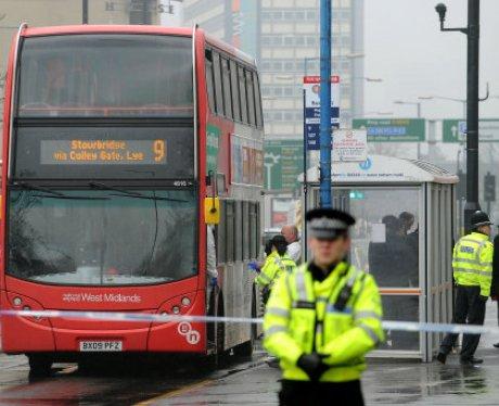 Birmingham Bus Stabbing