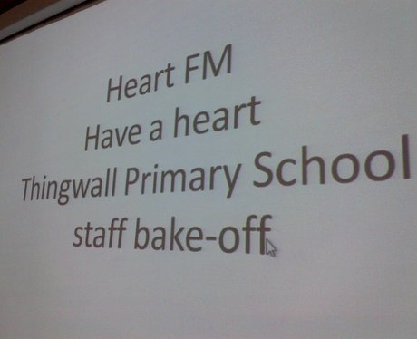 Come Bake With Me - Thingwall Primary School