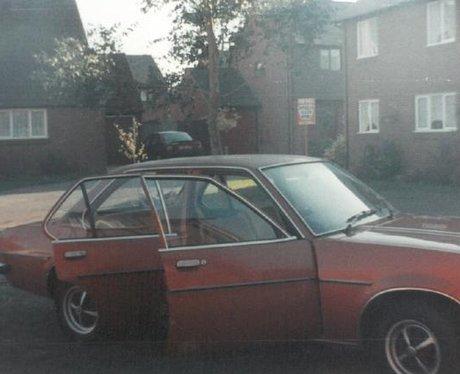 Eddie Maher car before
