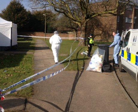 Hemel Hempstead Fire Murder