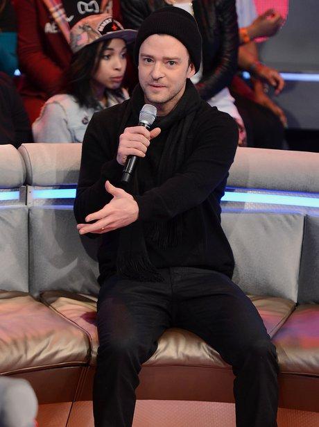 Justin Timberlake BET 106 & Park
