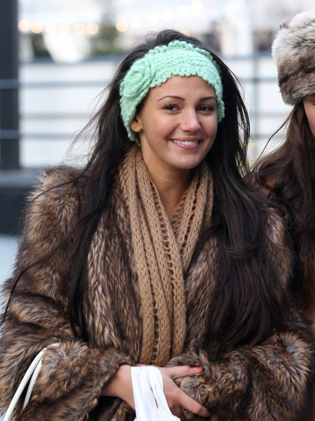 Michelle Keegan without makeup