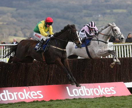 St. Patrick's Thursday at Cheltenham