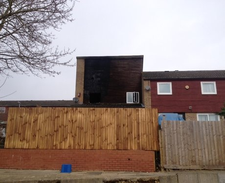 Fire Arbour View Court