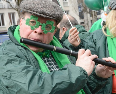 St Patrick's Day in Germany