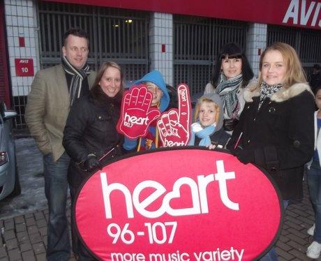 Emeli Sande Fans in Birmingham