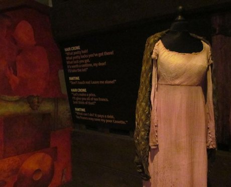 Les Miserables Exhibition