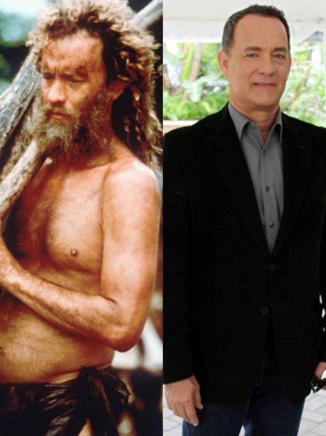 Movie Transformations Tom Hanks Cast Away