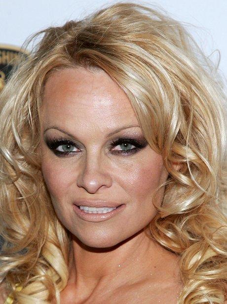 5. Over Plucked Eyebrows: Pamela Anderson - Worst Beauty Crimes - Heart