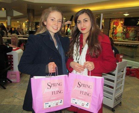 Spring Fashion Fling in West Quay