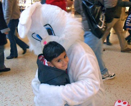 Easter At The Mall In Luton