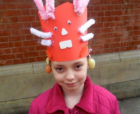Easter Bonnet Making in Wellingborough