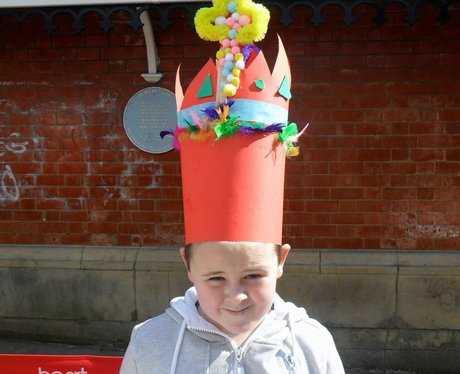 Easter Bonnet Making in Wellingborough