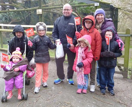 Easter fun at Port Lympne