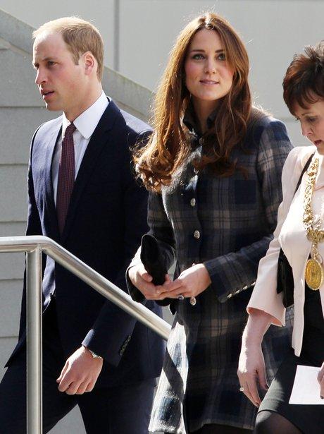 Royal visit to Glasgow