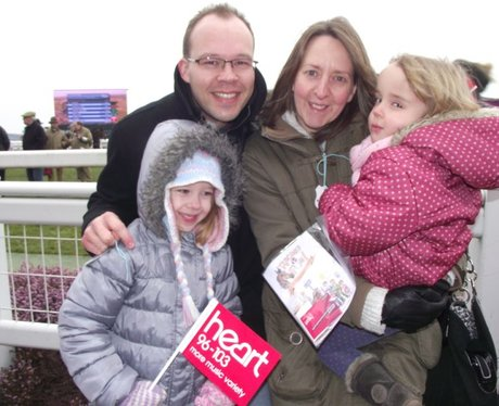 Taunton Racecourse Family Fun Day