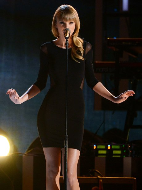 Taylor Swift live at ACM in Las Vegas