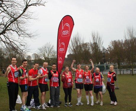 Brighton Marathon '13