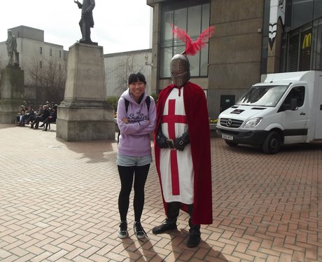 Heart Angels St George's Promotion
