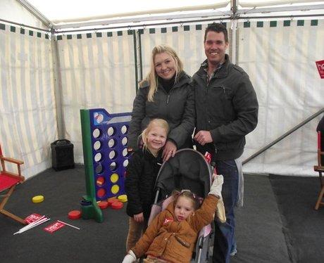 Heart & Wincanton Racecourse Family Fun Day