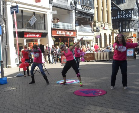 Race For Life Launch 2013