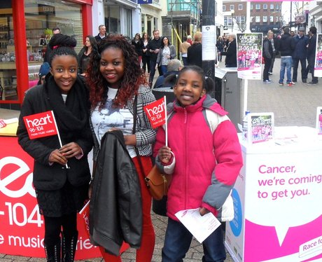 Race for Life launches in Bedford