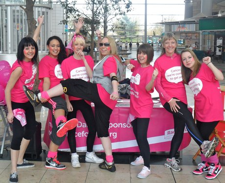 Race for Life launches in Milton Keynes