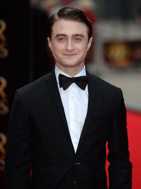 Daniel Radcliffe in a tuxedo
