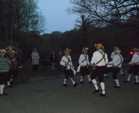 May Day Morris Dancing