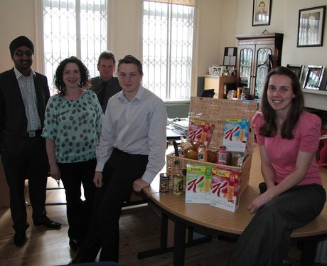 ecial K Cracker Crisps competition winners
