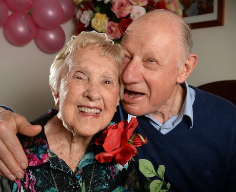 106 year old Marjorie Hemmerde finds 73 year old b