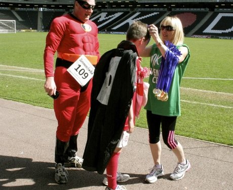MK Superhero Fun Run