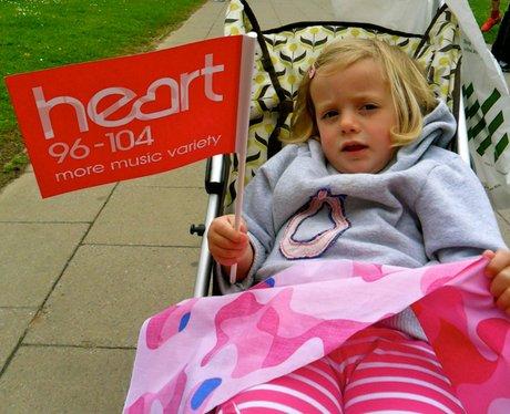 Race for Life Launch Welwyn