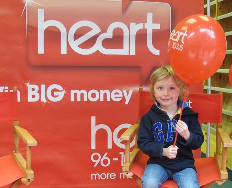 Look at our fabulous Heart listeners rocking the '