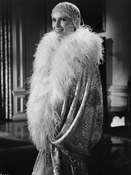 Mia Farrow in The Great Gatsby