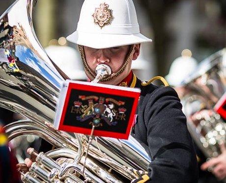 40 Commando Homecoming Parade 2013