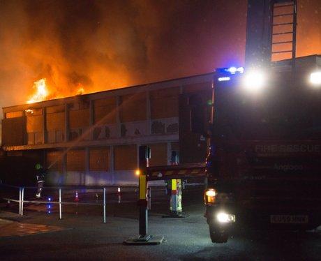 Essex Fire And Rescue Service