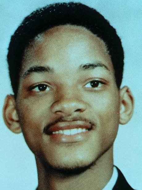 will smith before he was famous