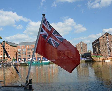 Gloucester Tall Ships 2013