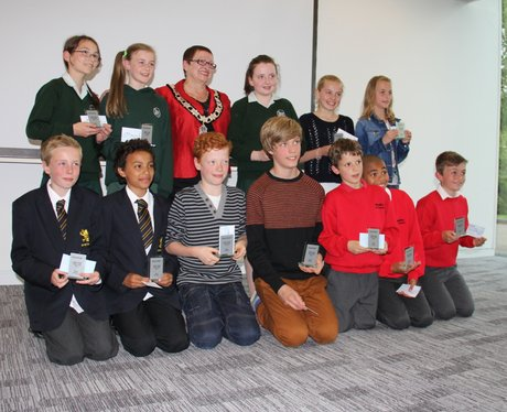 Green Park Challenge Awards